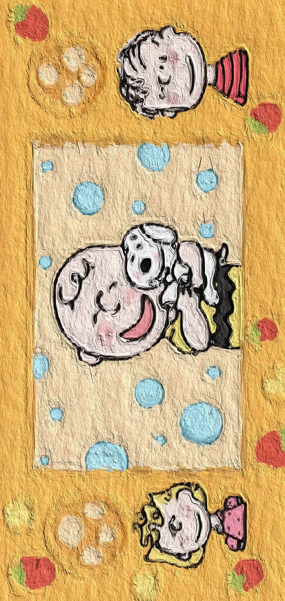 卡通动漫美图适合做微信QQ背景图 第11张图片